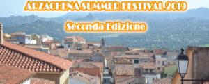 Arzachena Summer Festival 2° edizione