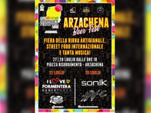 Arzachena Beer Fest